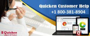 Quicken Support Number 18003818904    Quicken customer service phone